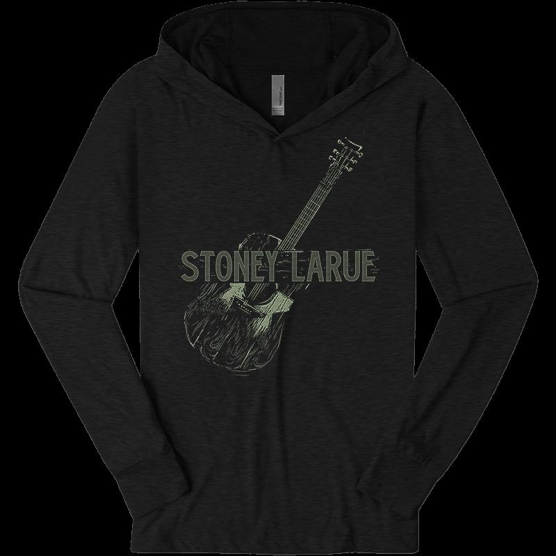 Stoney Guitar Fall Hoodie (Lightweight)