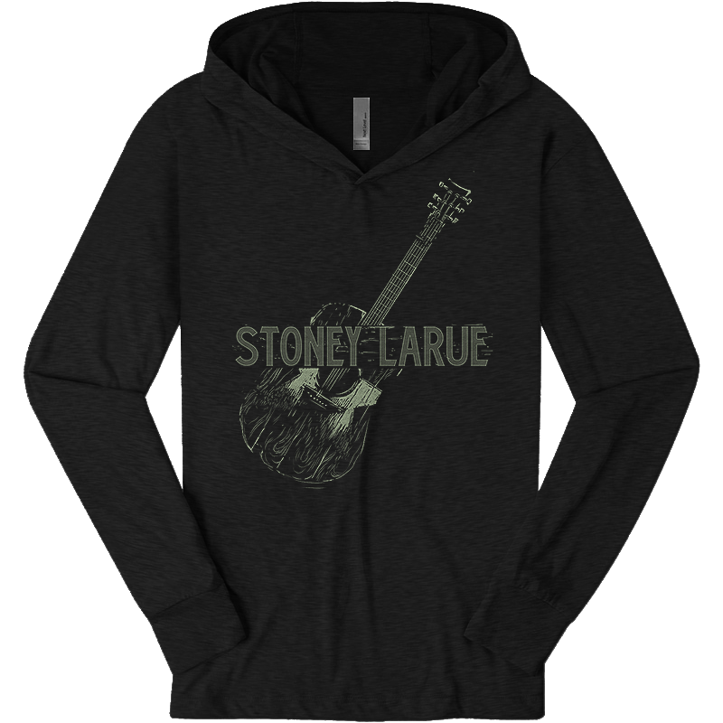 Stoney Guitar Fall Hoodie (Lightweight)