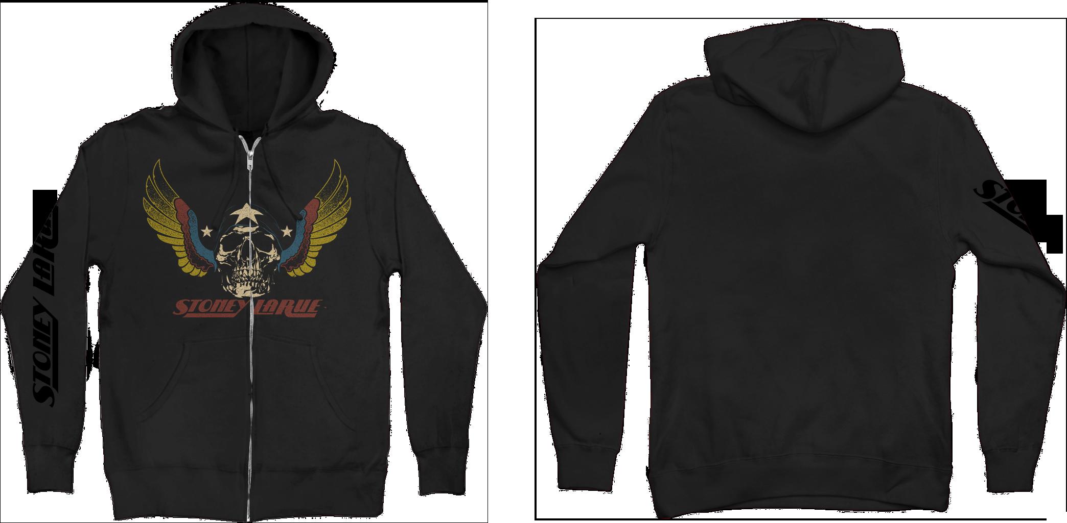 Eagle Wing Hoodie BXBINX