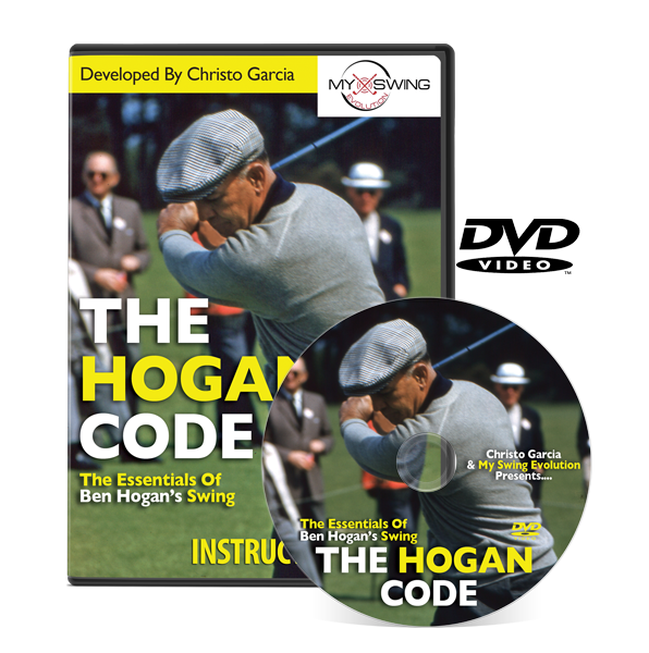 The Hogan Code - Instructional Video (DVD) THCIV