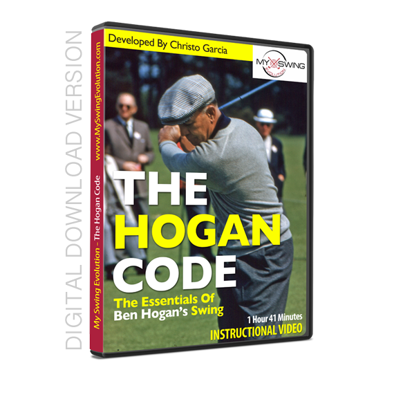 The Hogan Code - Instructional Video (Digital Download Version) THCDGT