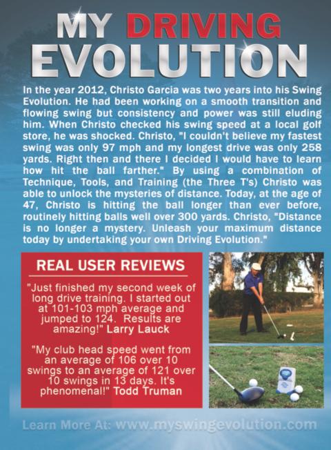 My Driving Evolution - Digital Download Version