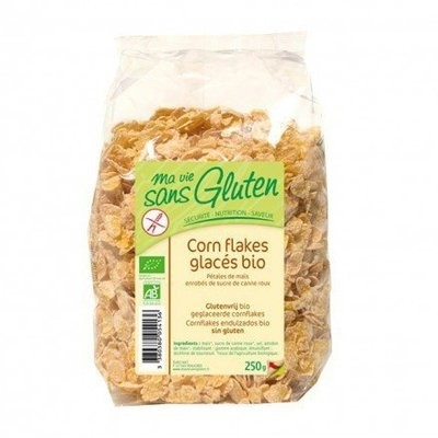 Ma vie sans gluten - Corn Flakes Glacés bio 250g