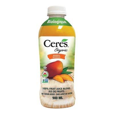 Ceres - Jus de mangue bio 900ml
