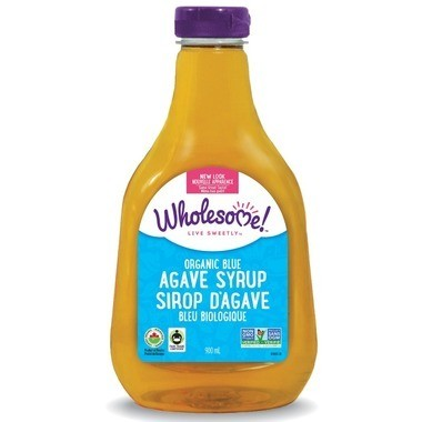 Wholesome - Sirop d'agave bleu biologique 900ml
