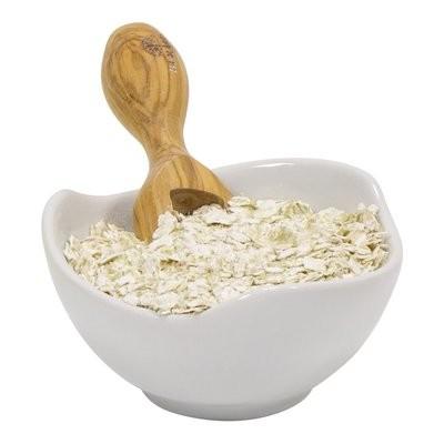 Moissonneries du pays - Flocons de sarrasin biologique sans gluten 1Kg Vrac