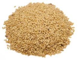 Graines de lin doré biologique 1Kg Vrac 7049