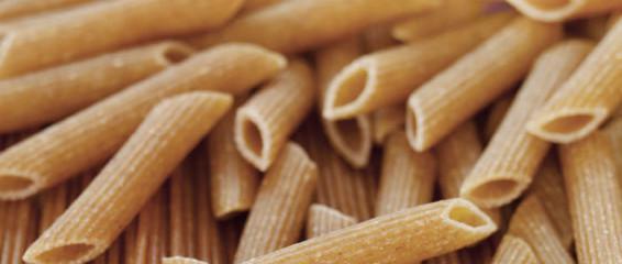 Pâtes alimentaires - Penne de blé entier bio 1Kg Vrac
