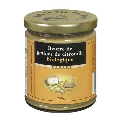 Nuts to You - Nut Butter Beurre de graines de citrouille crémeux biologique 250g 7050
