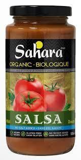 Sahara - Salsa douce sans sucre bio 500ml
