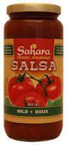 Sahara - Salsa douce bio 500ml 19088