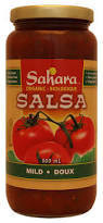 Sahara - Salsa douce bio 500ml