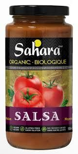 Sahara - Salsa moyenne bio 500ml