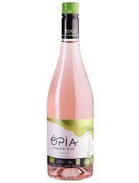 Opia - Vin rosé sans alcool bio 750ml