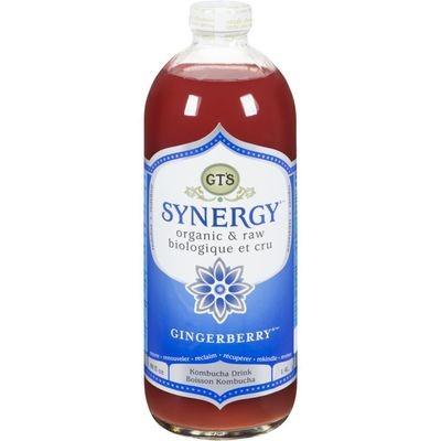 GT'S - Kombucha Gingerberry bio 1.4L
