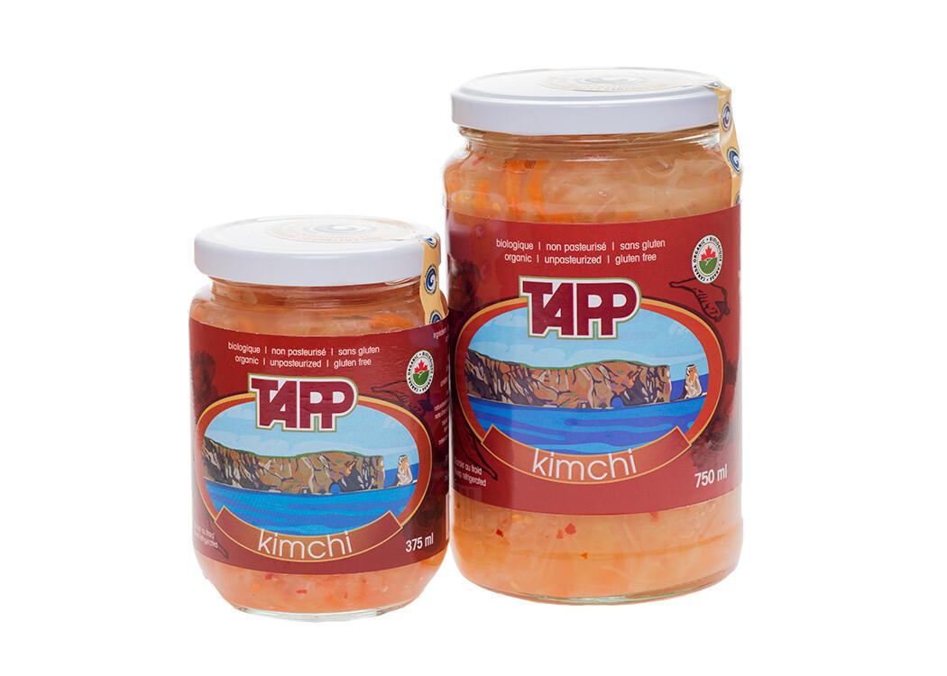 Kimchi biologique 1Kg Vrac