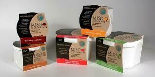 Les Aliments Massawippi – Miso a la japonaise non pasteurise sans gluten biologique 1Kg Vrac