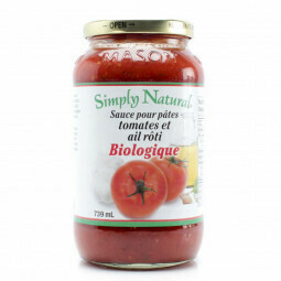 Simply Natural - Sauce marinara tomate & ail 739ml