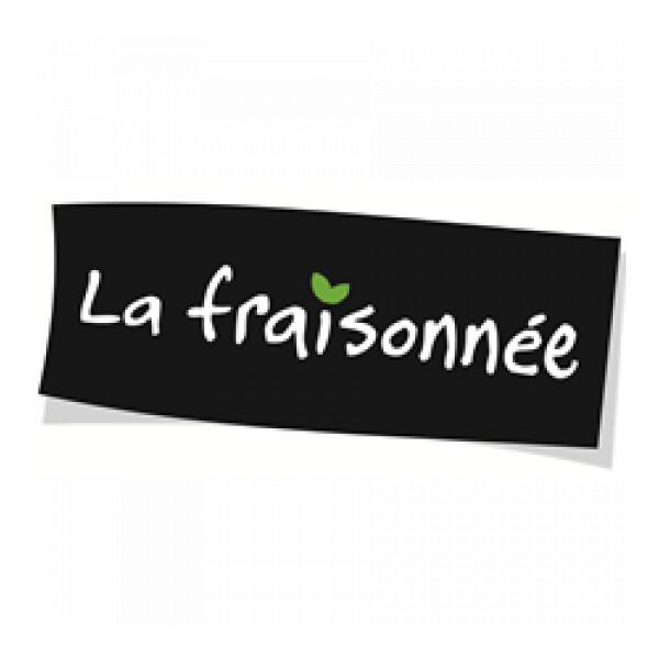 La fraisonnee - Tartinade aux framboises bio 212ml