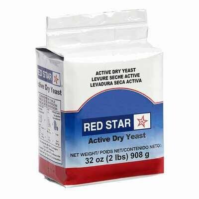 Levure sèche active red star 1Kg Vrac Sans OGM