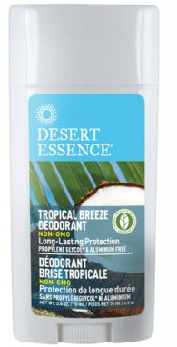 Desert Essence - Deodorant en baton Brise tropicale 75ml