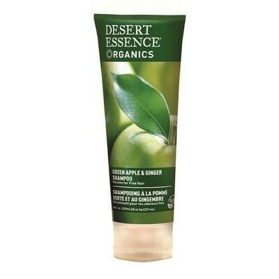 Desert Essence - Shampooing Volumisant Pomme Verte bio 237ml