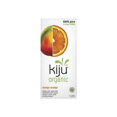 Kiju - Jus pur mangue orange bio 1L