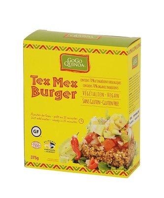 Mélange à burger Tex Mex sans gluten biologique