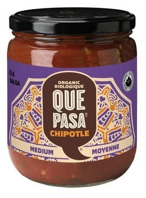 Que pasa - Salsa mexicaine chipotle bio