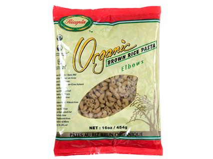 Rizopia - Macaroni au riz brun bio
