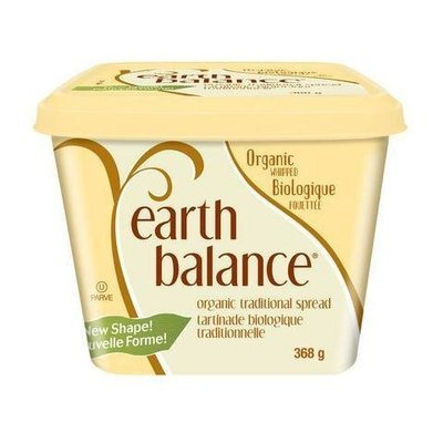 Earth Balance - Tartinade biologique traditionnelle 368g