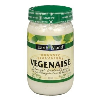 Earth Island – Vegenaise bio garniture petit format 473ml
