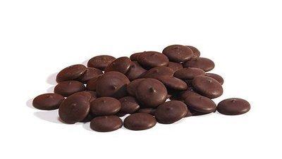 Pastilles de chocolat noir 70% biologiques 1KG VRAC
