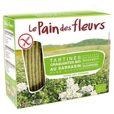Le Pain des Fleurs - Tartines craquantes au sarrasin bio 150g