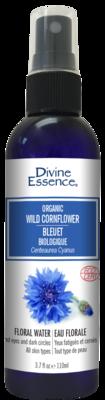 Divine Essence - Eaux florales Bleuet bio 110ml