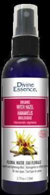 Divine Essence - Eaux florales Hamamélis bio 110ml