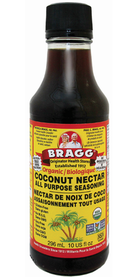 Bragg - Nectar de coco bio 296ml