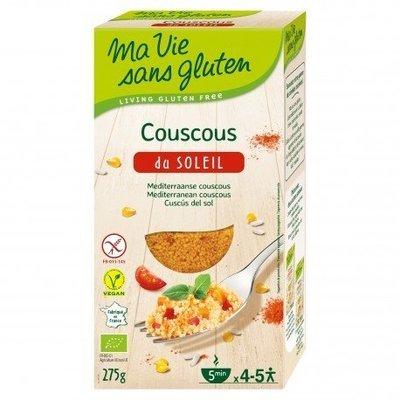 Ma vie sans gluten - Couscous du soleil sans gluten bio 275g