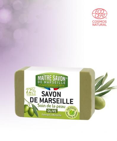 Maitre Savon De Marseille - Savon de marseille 100g TX11009