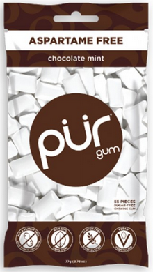 Pur - Gomme menthe chocolat (80g)