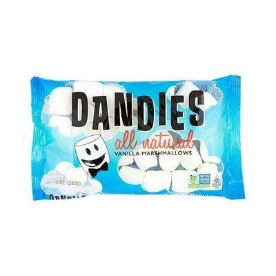 Dandies – Guimauves Marshmallow vanille sans OGM 283G