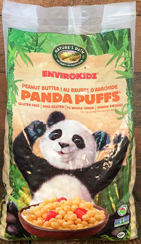 Nature's Path - Cereale Panda Puffs ecopac bio 700g