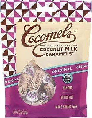 Cocomels - Caramel Original bio 100g