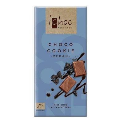 iChoc - Choco cookie bio 80g