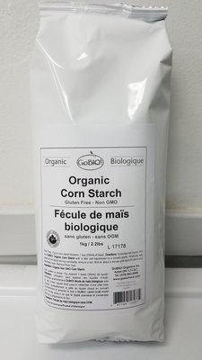 Fécule de maïs biologique 1KG VRAC