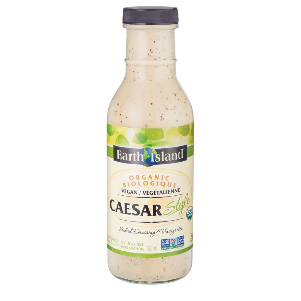 Earth Island - Sauce césar végé bio 355ml 8063