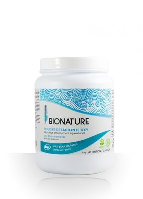 Bionature - Percarbonate de sodium (Poudre detachante) 1Kg Vrac