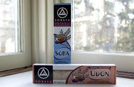 Sobaya - Udon kamut biologique 1Kg Vrac 1063