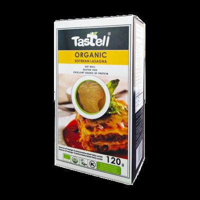 Tastell – Lasagne de soja bio 120g