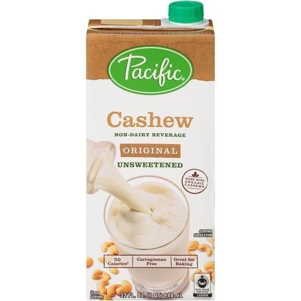 Pacific - Boisson de cajou bio original 946ml 10059